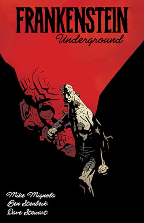(C) Cross Cult Verlag / Frankenstein Underground / Zum Vergrößern auf das Bild klicken