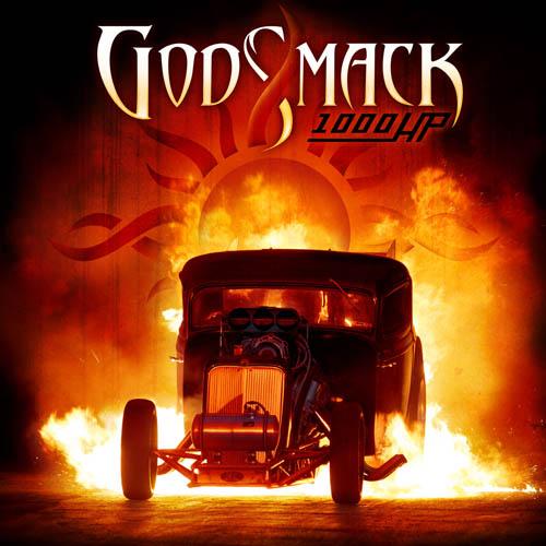 (C) Spinefarm Records / GODSMACK: 1000hp / Zum Vergrößern auf das Bild klicken