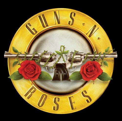 GUNS N` ROSES Logo