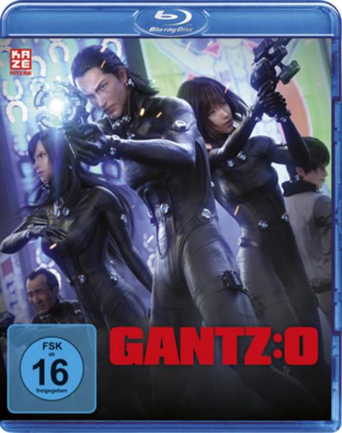 (C) KAZÉ Anime / Gantz:O / Zum Vergrößern auf das Bild klicken