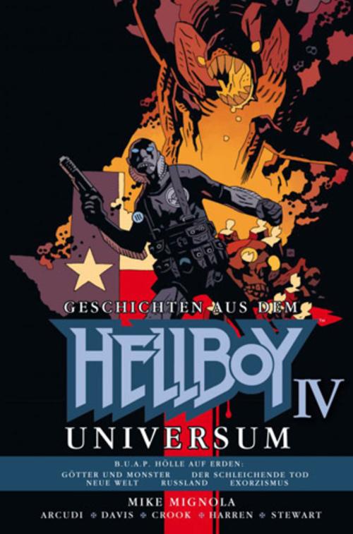(C) Cross Cult Verlag / Geschichten aus dem Hellboy-Universum 4 / Zum Vergrößern auf das Bild klicken