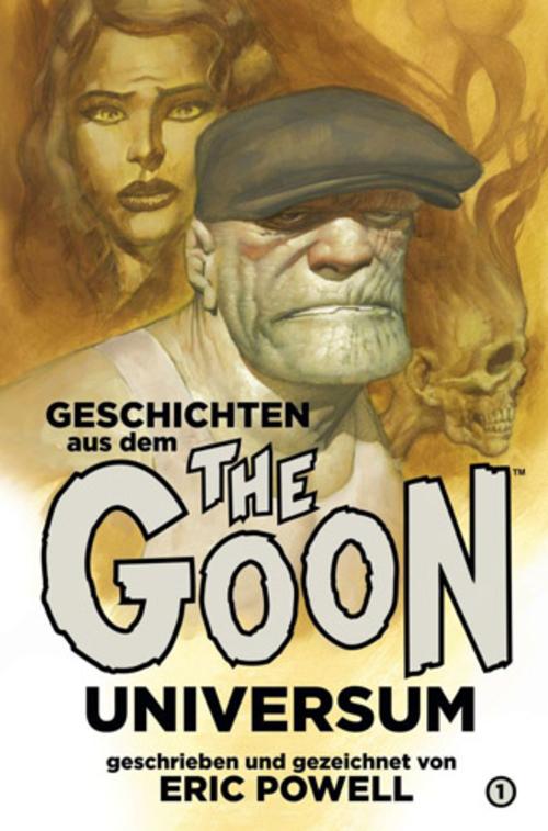 (C) Cross Cult Verlag / Geschichten aus dem The Goon-Universum 1 / Zum Vergrößern auf das Bild klicken