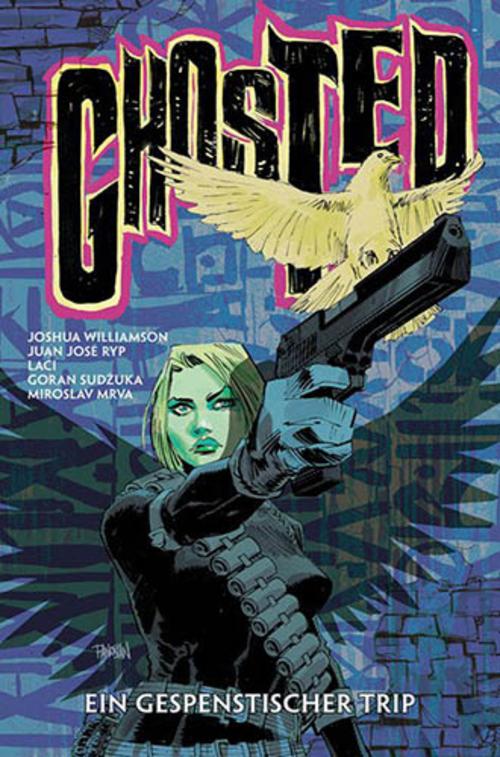 (C) Panini Comics / Ghosted 4 / Zum Vergrößern auf das Bild klicken