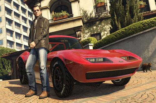(C) Rockstar North/Rockstar Games / Grand Theft Auto V / Zum Vergrößern auf das Bild klicken