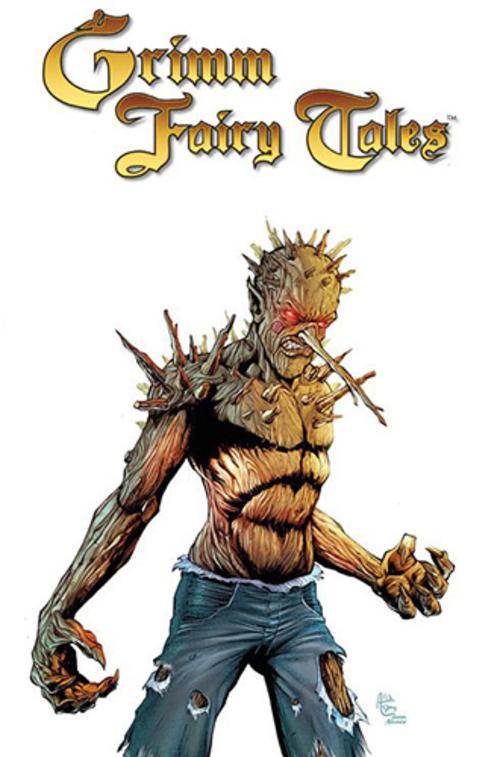 (C) Panini Comics / Grimm Fairy Tales 6 / Zum Vergrößern auf das Bild klicken