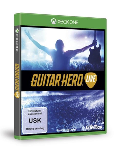 (C) Activision Blizzard / Guitar Hero Live / Zum Vergrößern auf das Bild klicken
