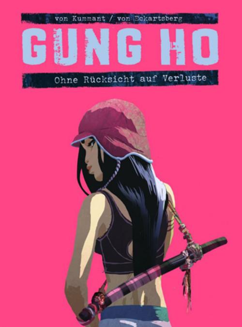 (C) Cross Cult Verlag / Gung Ho 2 / Zum Vergrößern auf das Bild klicken