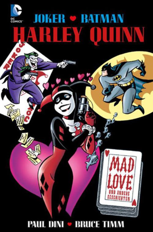 (C) Panini Comics / Harley Quinn: Mad Love / Zum Vergrößern auf das Bild klicken