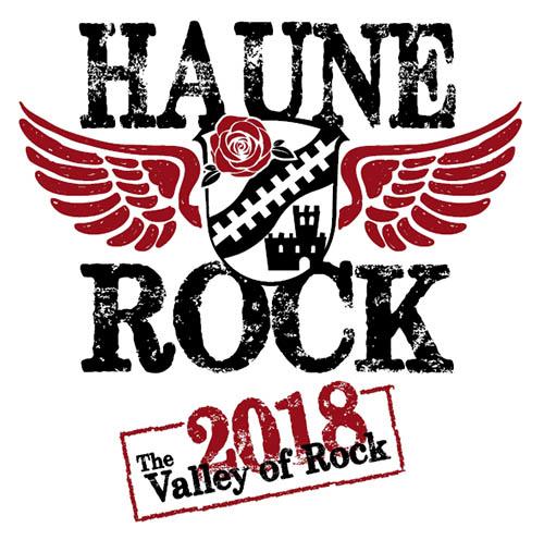 (C) Haune-Rock / Haune-Rock 2018 Logo / Zum Vergrößern auf das Bild klicken