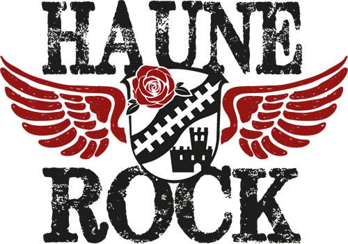 (C) Haune-Rock / Haune-Rock Logo / Zum Vergrößern auf das Bild klicken
