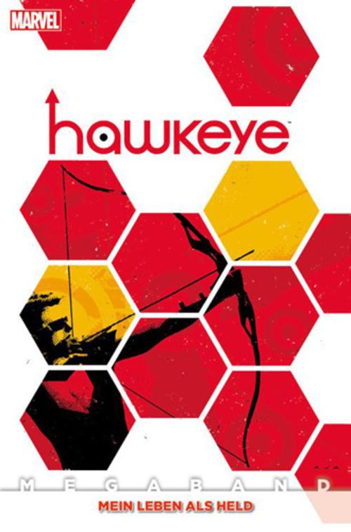 (C) Panini Comics / Hawkeye Megaband 2 / Zum Vergrößern auf das Bild klicken