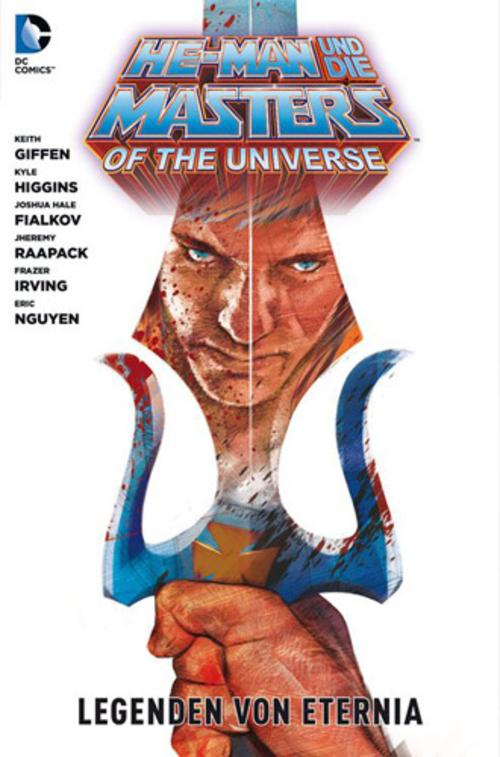 (C) Panini Comics / He-Man und die Masters of the Universe 2 / Zum Vergrößern auf das Bild klicken