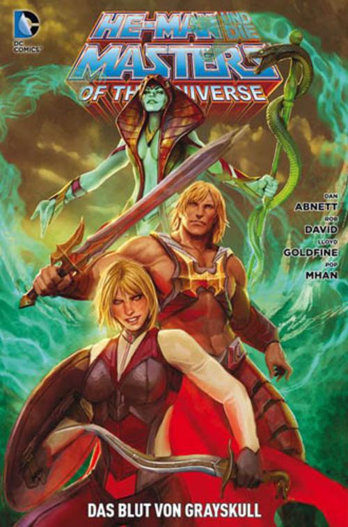 (C) Panini Comics / He-Man und die Masters of the Universe 5 / Zum Vergrößern auf das Bild klicken