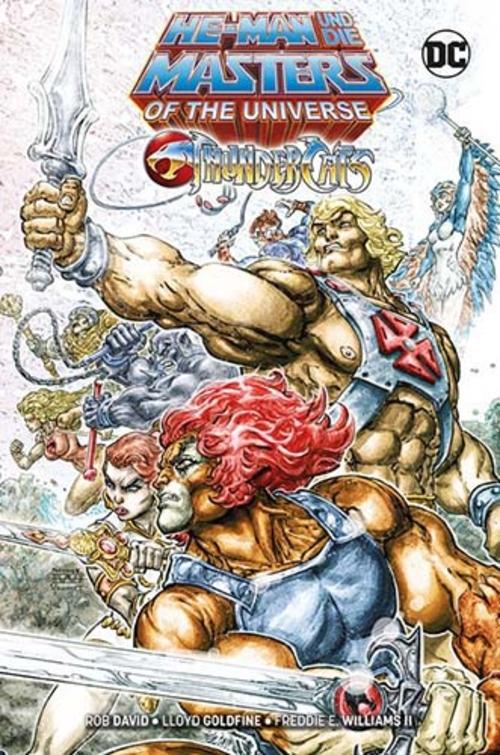 (C) Panini Comics / He-Man und die Masters of the Universe/ThunderCats / Zum Vergrößern auf das Bild klicken