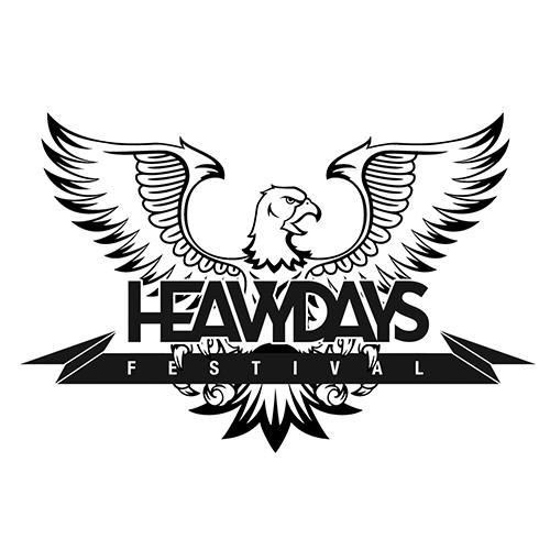 (C) HeavyDays / HeavyDays Logo / Zum Vergrößern auf das Bild klicken