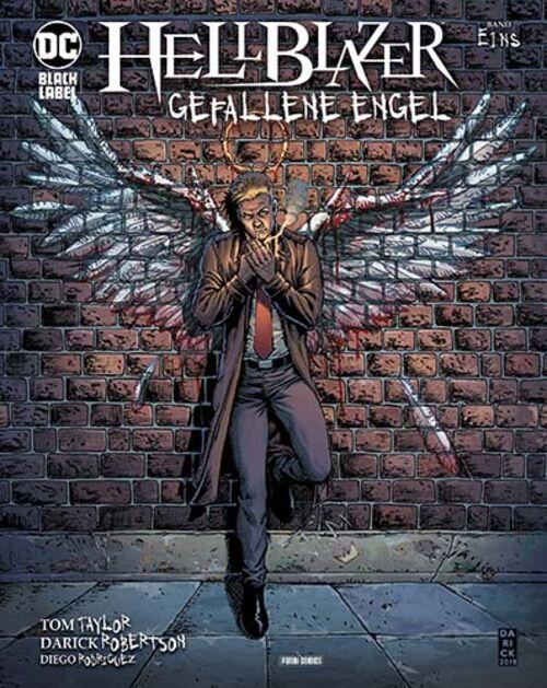 Hellblazer: Gefallene Engel 1