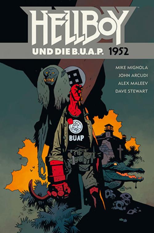 (C) Cross Cult Verlag / Hellboy 14 / Zum Vergrößern auf das Bild klicken