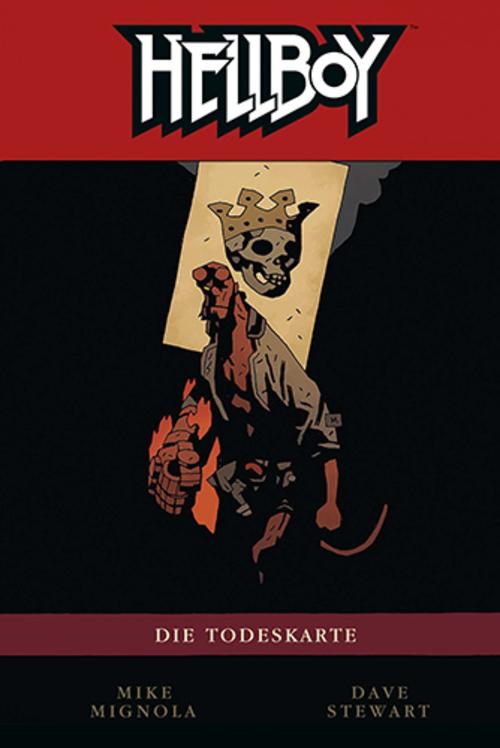 (C) Cross Cult Verlag / Hellboy 15 / Zum Vergrößern auf das Bild klicken