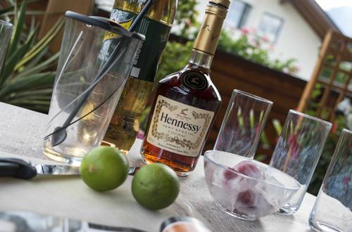(C) Hennessy / Hennessy Ginger / Zum Vergrößern auf das Bild klicken