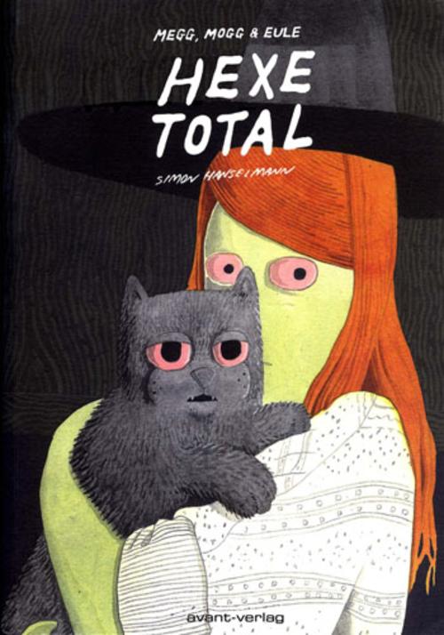 (C) Avant-Verlag / Hexe Total 1 / Zum Vergrößern auf das Bild klicken