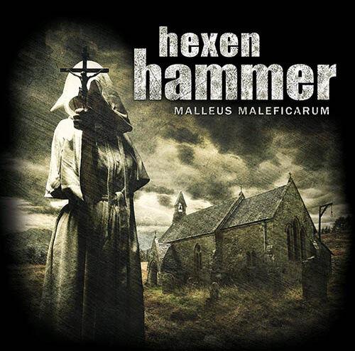(C) Zaubermond / Hexenhammer - Malleus Maleficarum / Zum Vergrößern auf das Bild klicken