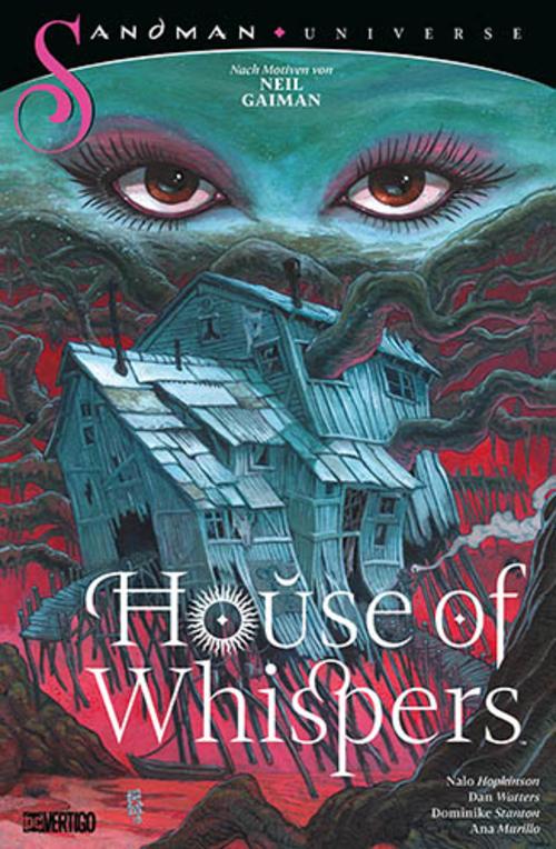 (C) Panini Comics / House of Whispers 1 / Zum Vergrößern auf das Bild klicken