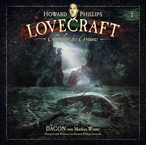 (C) WinterZeit / Howard Phillips Lovecraft - Chroniken des Grauens: Akte 1 / Zum Vergrößern auf das Bild klicken