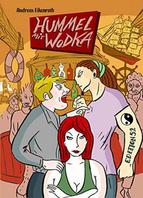 (C) Edition 52 / Hummel mit Wodka / Zum Vergrößern auf das Bild klicken