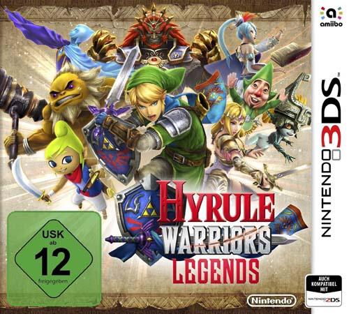 (C) Omega Force/Team Ninja / Hyrule Warriors Legends / Zum Vergrößern auf das Bild klicken