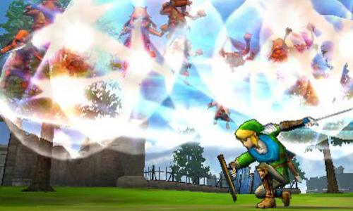 (C) Omega Force/Team Ninja/Nintendo / Hyrule Warriors Legends / Zum Vergrößern auf das Bild klicken
