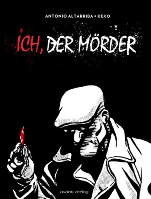 (C) Avant-Verlag / Ich, der Mörder / Zum Vergrößern auf das Bild klicken