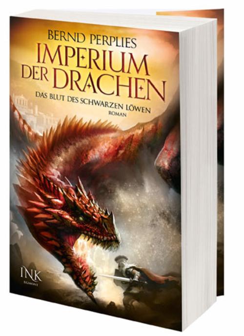 (C) Egmont INK / Imperium der Drachen - Das Blut des schwarzen Loewen / Zum Vergrößern auf das Bild klicken
