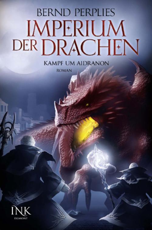 (C) Egmont INK / Imperium der Drachen: Kampf um Aidranon / Zum Vergrößern auf das Bild klicken