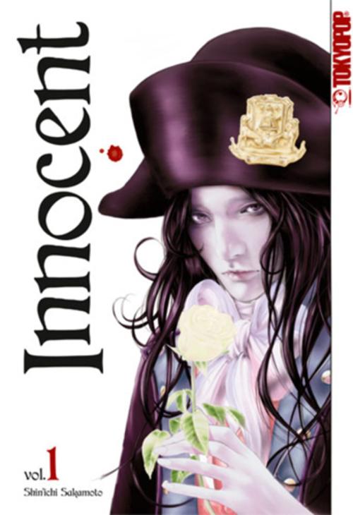 (C) Tokyopop / Innocent 1 / Zum Vergrößern auf das Bild klicken