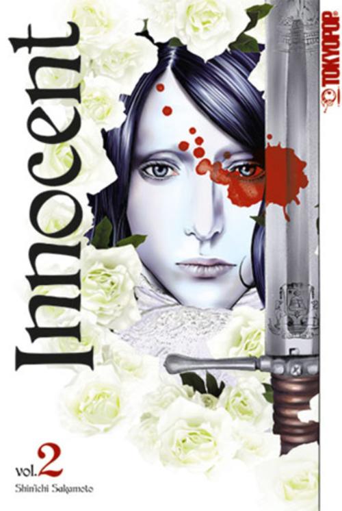 (C) Tokyopop / Innocent 2 / Zum Vergrößern auf das Bild klicken