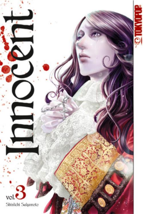 (C) Tokyopop / Innocent 3 / Zum Vergrößern auf das Bild klicken