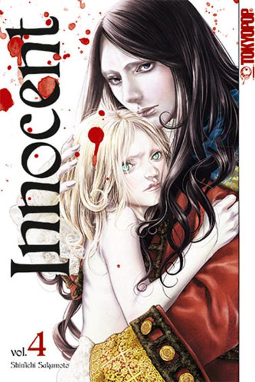 (C) Tokyopop / Innocent 4 / Zum Vergrößern auf das Bild klicken