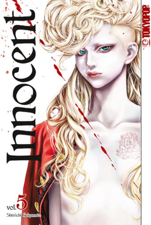 (C) Tokyopop / Innocent 5 / Zum Vergrößern auf das Bild klicken