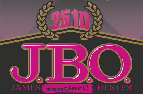 (C) J.B.O. / J.B.O. 25/10 Tour Logo / Zum Vergrößern auf das Bild klicken