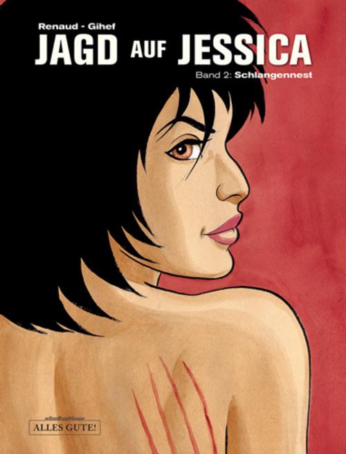 (C) Schreiber & Leser / Jagd auf Jessica 2 / Zum Vergrößern auf das Bild klicken