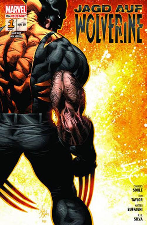 (C) Panini Comics / Jagd auf Wolverine 1 / Zum Vergrößern auf das Bild klicken