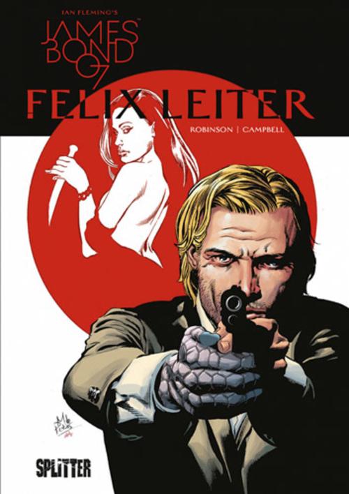 (C) Splitter Verlag / James Bond 007 4 / Zum Vergrößern auf das Bild klicken