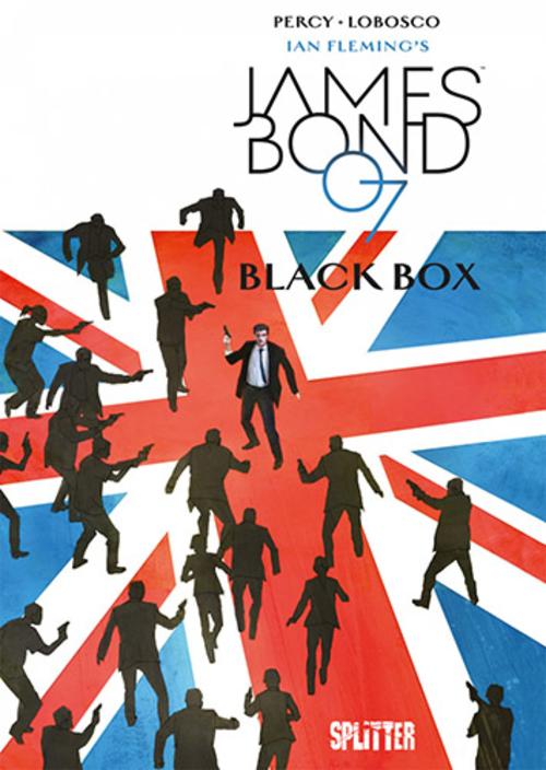 (C) Splitter Verlag / James Bond 007 5 / Zum Vergrößern auf das Bild klicken