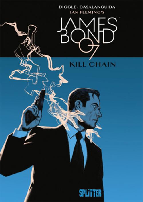 (C) Splitter Verlag / James Bond 007 6 / Zum Vergrößern auf das Bild klicken