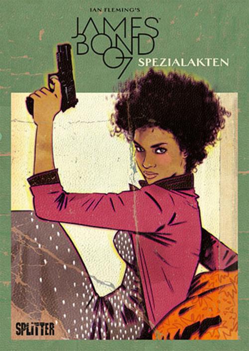 (C) Splitter Verlag / James Bond 007 7 / Zum Vergrößern auf das Bild klicken