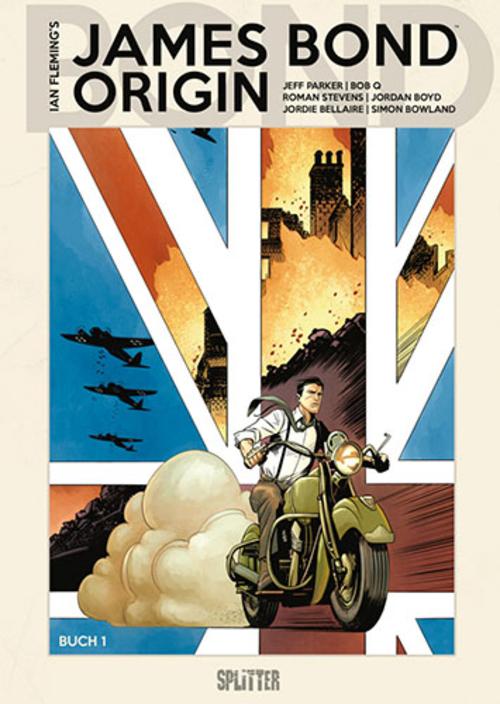 (C) Splitter Verlag / James Bond 007 9 / Zum Vergrößern auf das Bild klicken