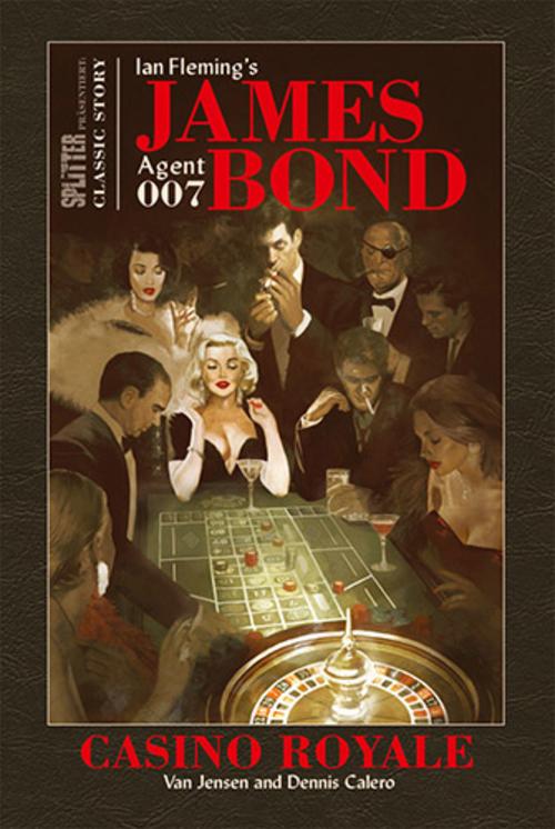 (C) Splitter Verlag / James Bond Classics: Casino Royale / Zum Vergrößern auf das Bild klicken