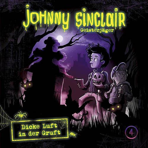 (C) Folgenreich/Universal Music / Johnny Sinclair 4 / Zum Vergrößern auf das Bild klicken