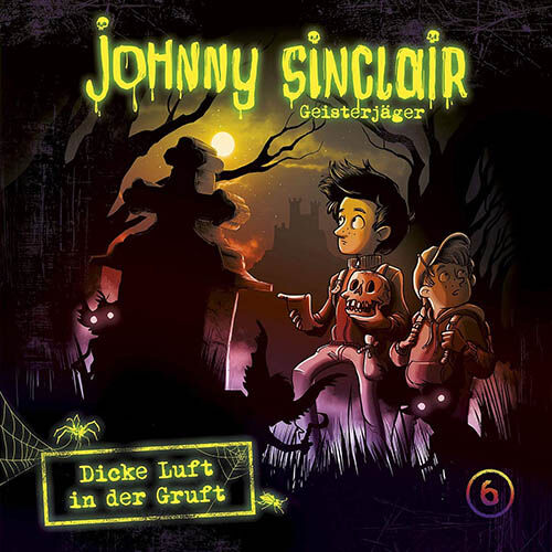 (C) Folgenreich/Universal Music / Johnny Sinclair 6 / Zum Vergrößern auf das Bild klicken