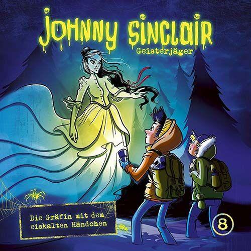 Johnny Sinclair 8
